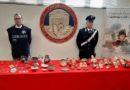 I Carabinieri del Nucleo Tutela Patrimonio Culturale di Cosenza presentano l'attività operativa 2019