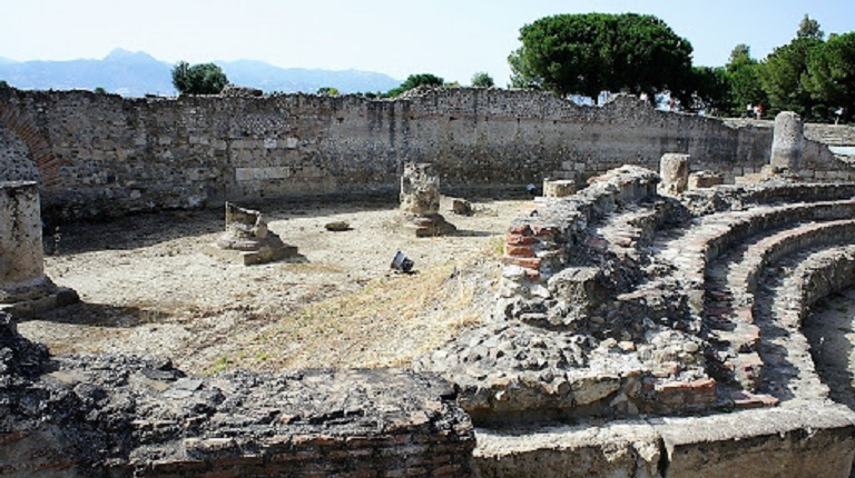 Sybaris candiadata a patrimonio dell'Unesco, Iacucci scrive a Papasso