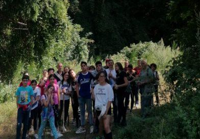 """""""Nella Valle dei Lupi, tra le case dei briganti"""". Iniziativa del Centro Sociale Saliano"""