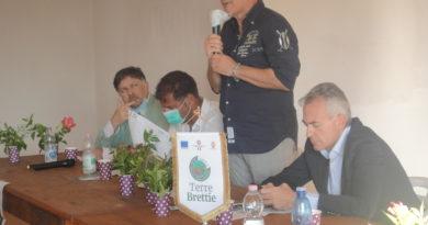 """Successo per """"Terre di Calabria"""". Belmonte, manifestazione del Gal STS con l'assessore Gallo"""