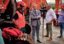 Piano Lago, presentato il nuovo parco macchine dell'azienda Calabria Verde