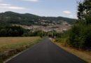 Bitumata la strada Saliano-Parenti. Le due località interessate da lavori di metanizzazione