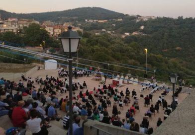 """Nolé a Rogliano: """"la Comunità ha un cuore grande e desidera andare avanti"""""""