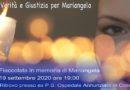Cosenza, una fiaccolata in memoria di Mariangela