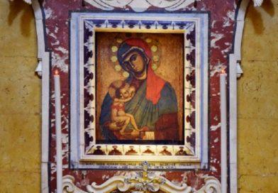"""L'Icona del Pilerio anche ad Altilia. De Rose: """"la Madonna  viene da noi per trasmettere speranza"""""""