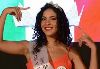"""Miss Italia Calabria, Martina De Lorenzo è """"Miss V'Incanto"""""""